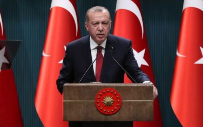 36,664 investigations launched for insulting Erdogan, Turkish gov't in 2018: report