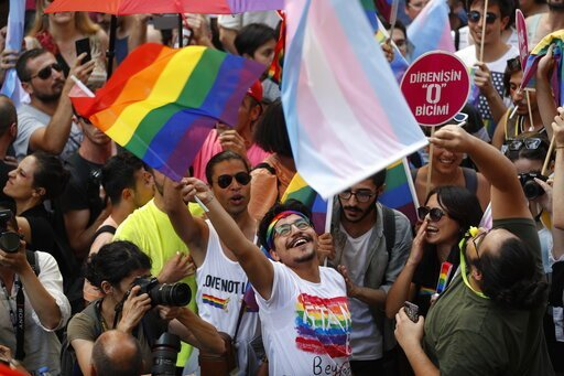 Turkish government bans pro-LGBT event in İstanbul: report