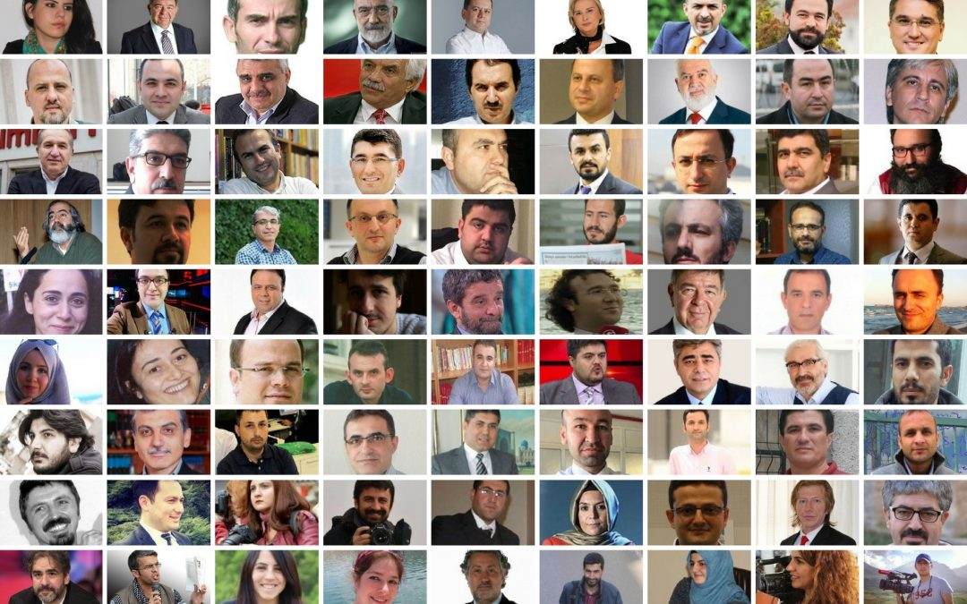 At least 134 journalists, media employees welcome Eid Al Adha behind bars: report