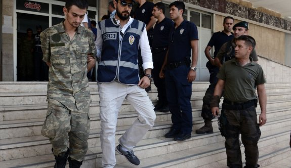 Turkey issues detention warrants for 44 soldiers over terror, coup accusations