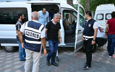 Turkey detains 152 over coup, terror charges in one day
