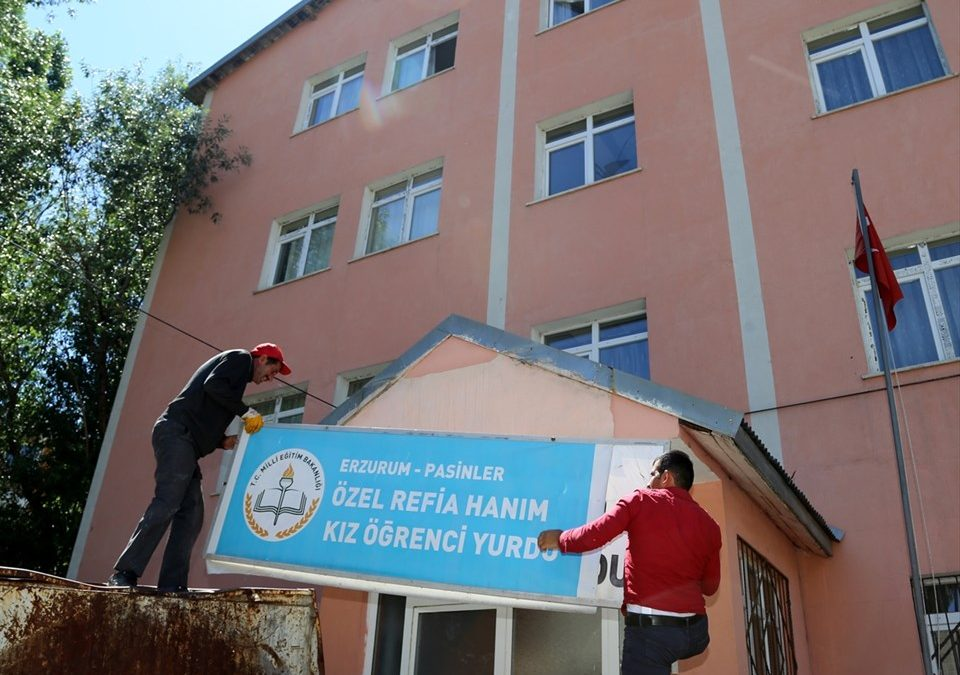 769 Gulen-linked dorms transferred to pro-gov't religious groups since July 2016: report