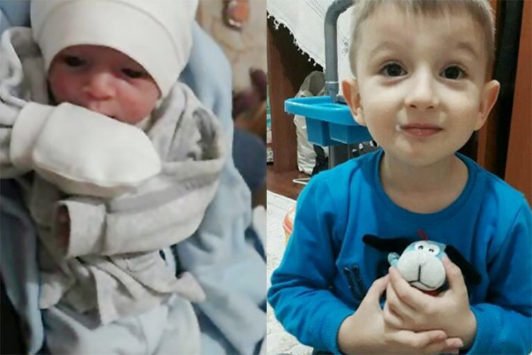Jailed when 15-days-old, İstanbul kid released after spending 2 years behind bars with mother
