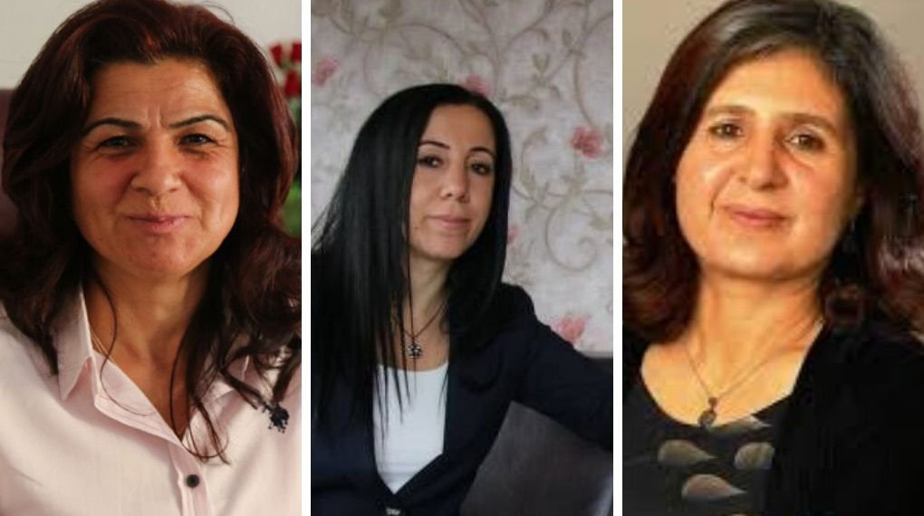 Turkey sends 3 more Kurdish mayors to prison on terror charges: report