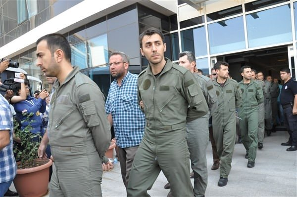 Turkey issues detention warrants for 170 army officers, 6 air force pilots