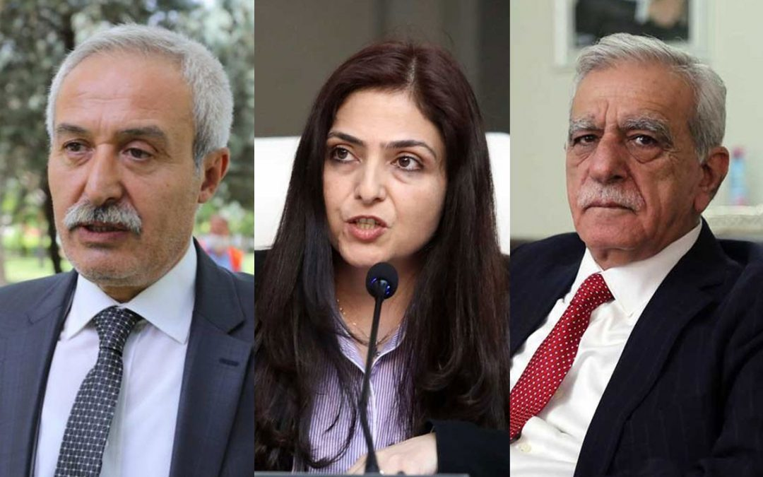 32 elected kurdish mayors removed from office throughout 2019: report