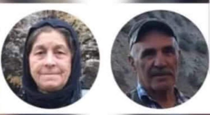 Armenian couple from Turkey's Şırnak missing for 5 days: report