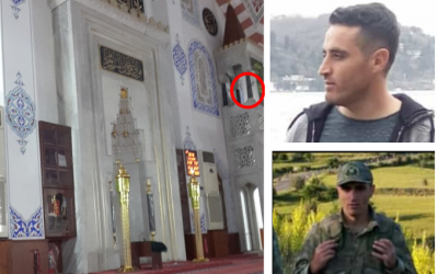 Purge-victim commissioned officer commits suicide at İstanbul mosque
