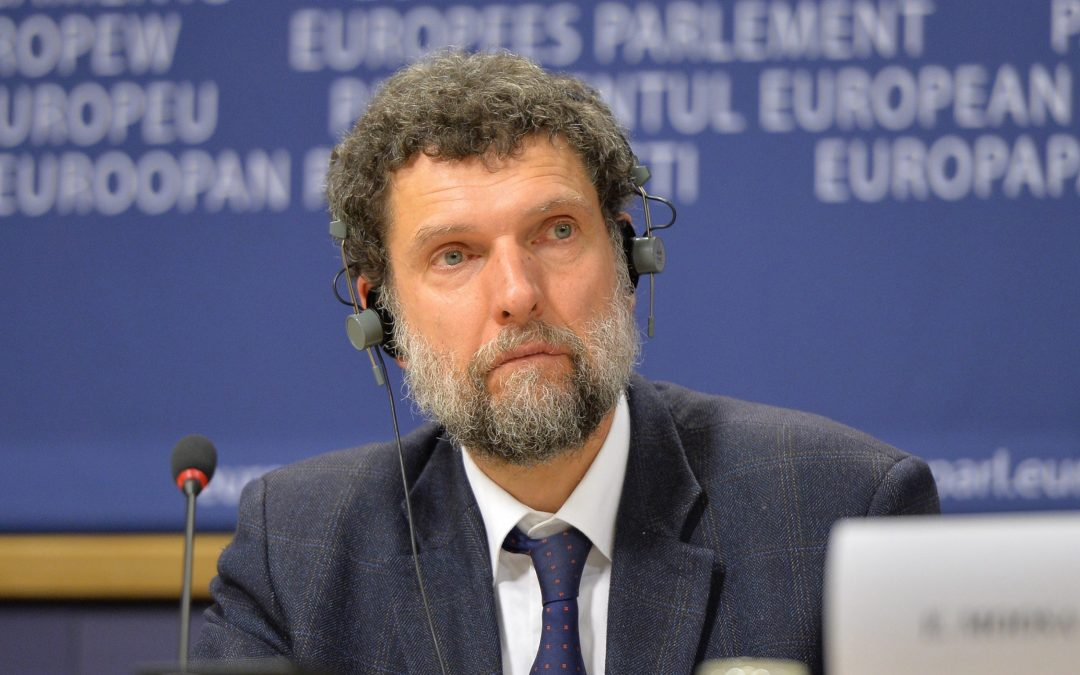 Turkey seeks life in prison for Turkish businessman Osman Kavala