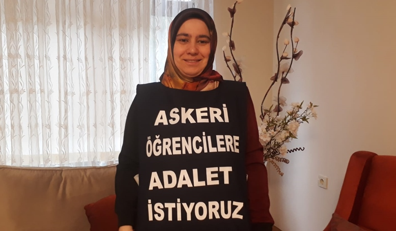 "Mother of imprisoned military cadet to kick off ""March of Justice"" from Turkey's capital of Ankara"