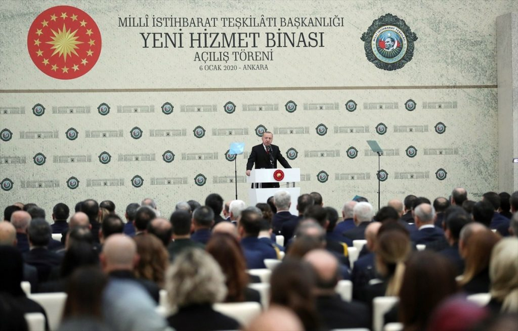 Turkey's intelligence agency to expand covert operations around the World: President Erdogan