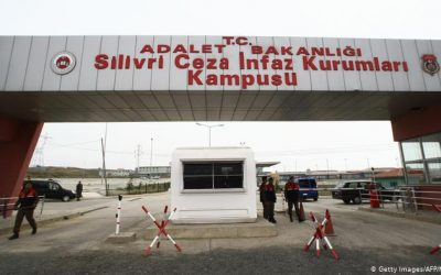 44 including military cadets in İstanbul's Silivri Prison test positive for COVID-19