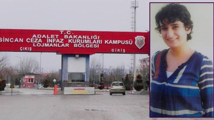 "Maoist prisoner serving life ""commits suicide"" in Ankara prison, officials say"