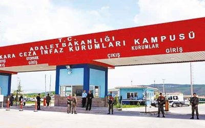 Turkish government bans visits to prisons due to Covid-19 pandemic