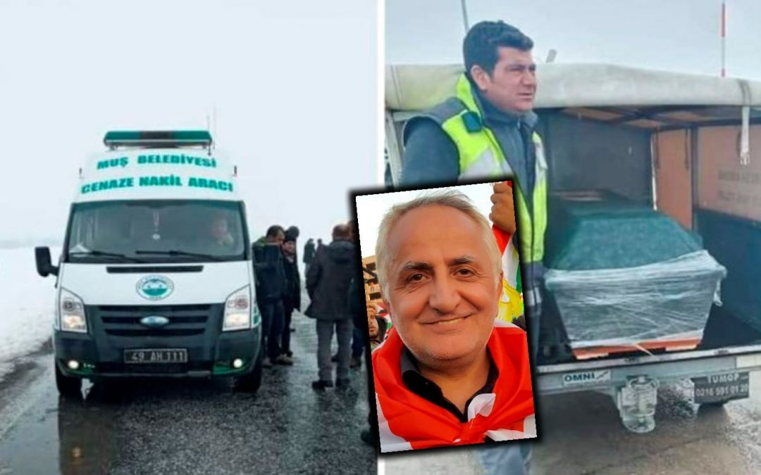 Turkish mayor denies Kurdish author a hearse, dumps coffin on roadside
