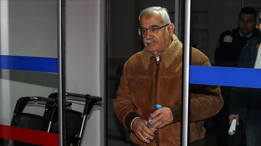 74-year-old former AKP deputy denied release from prison