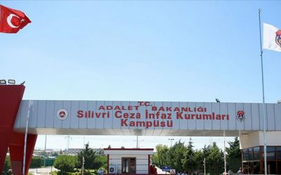 First inmate dies from COVID-19 complications at İstanbul's Silivri Prison: report