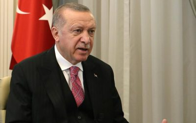 Turkish President calls on parliament to pass laws banning social media platforms