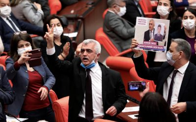 "Turkish parliament expels pro-Kurdish MP Gergerlioğlu over ""terror"" charges"
