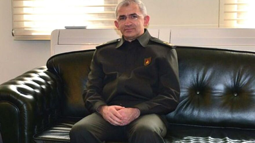 Imprisoned Turkish brigadier general dies of Covid-19 in prison: report
