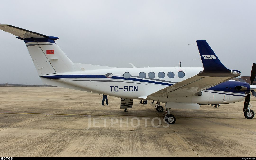 Turkish-registered twin turboprop at Manas airport to transport abducted Gulenist to Turkey: report