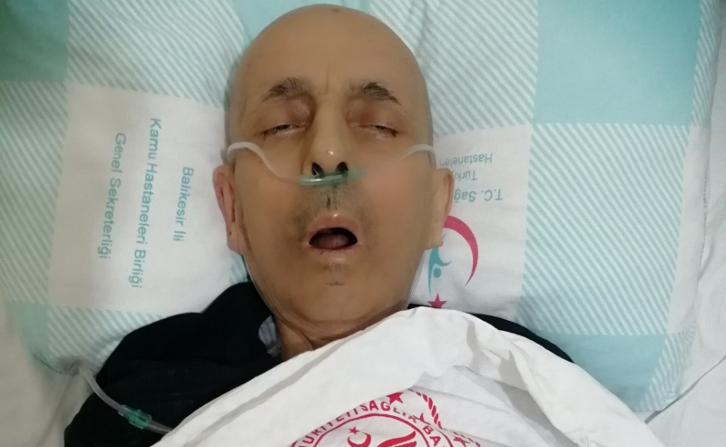 65-year-old man dies of pancreatic cancer several weeks after being released from prison