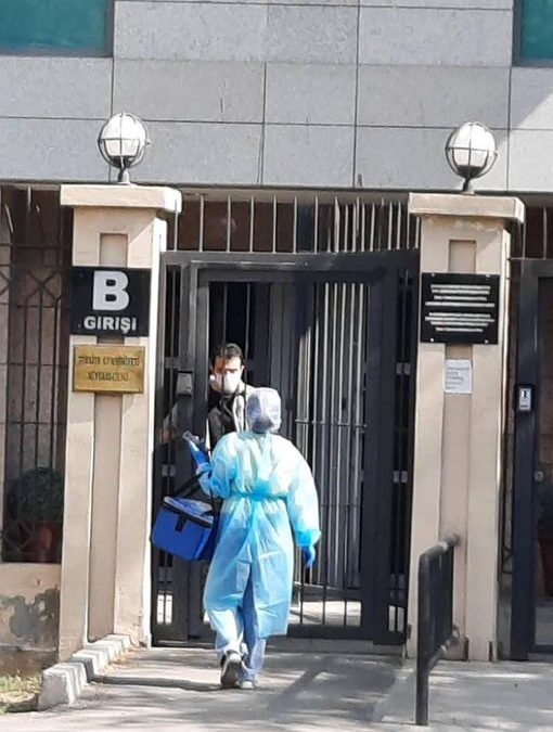 Arrival of paramedic crews at Turkey's Bishkek embassy raises concerns over health of abducted Gulenist educator