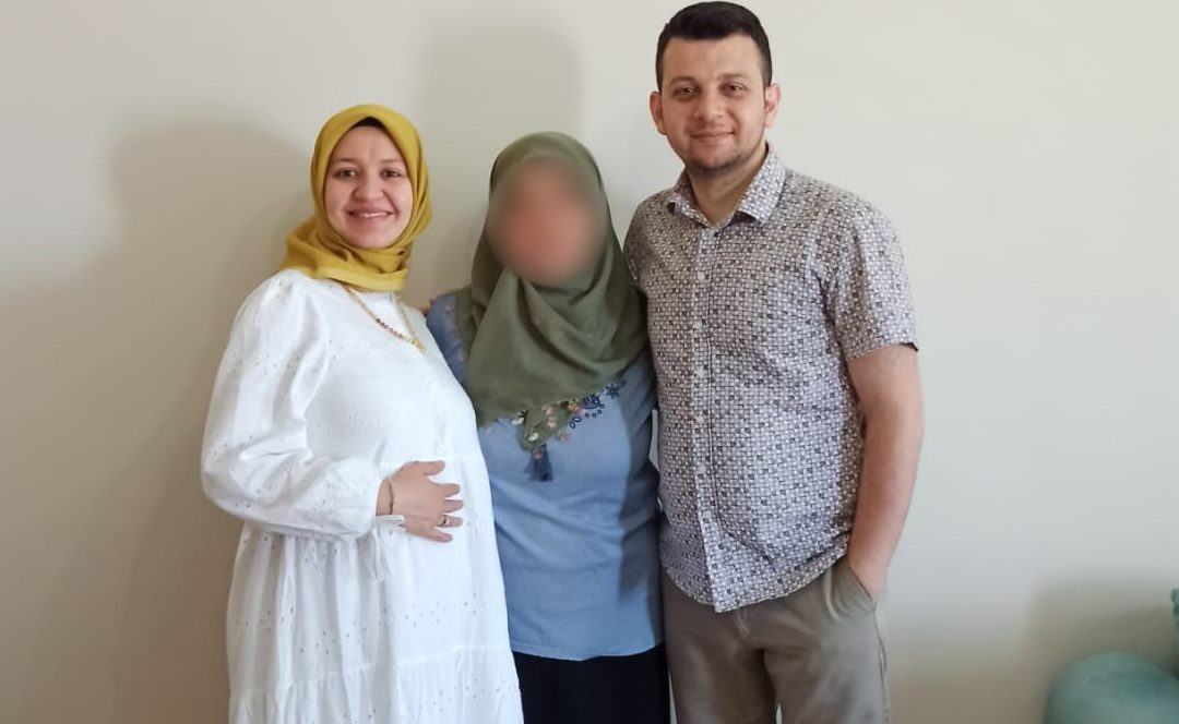 8-month pregnant woman in police custody over Gulen links