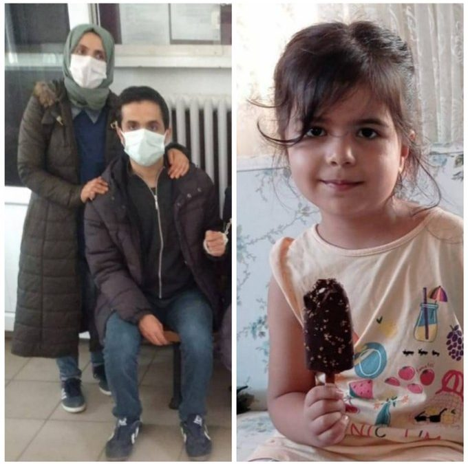 Mother, father in pre-trial detention over Gulen links, 4-year-old looked after by grandmother