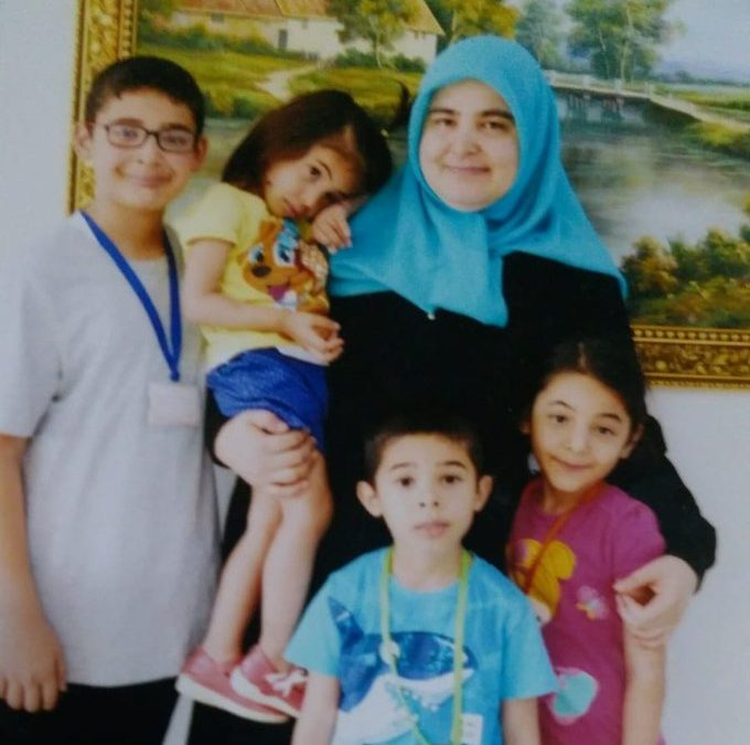 Primary school teacher in prison since 2016 over terror, coup charges