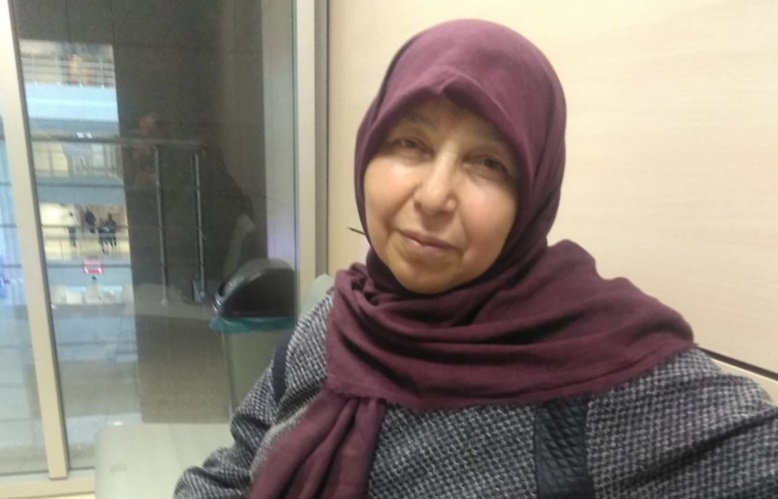 """64-year-old bedridden woman in 17th month of her imprisonment on """"terror"""" charges"""