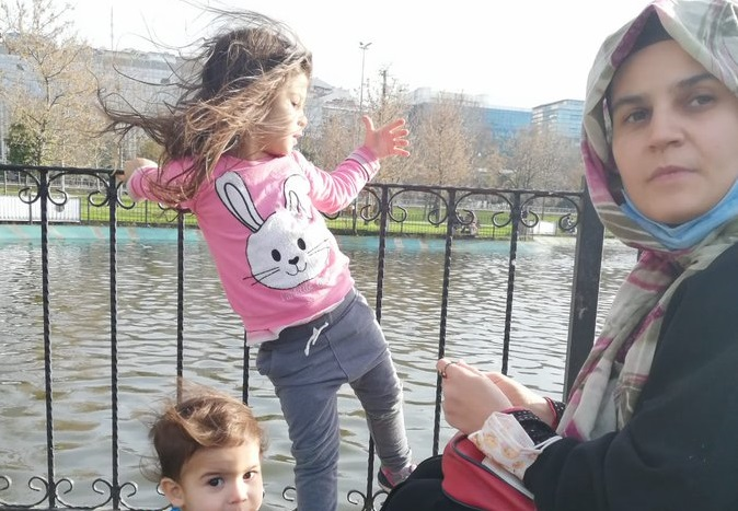 Purge-victim Turkish woman held in prison cell with 2 kids since January 2021: report