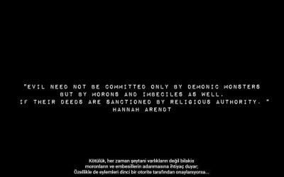 """Short film """"I'm innocent"""" draws attention to human rights violations in post-coup Turkey"""