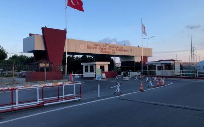 Turkish prisons home to 466 inmates with PhD degrees: report