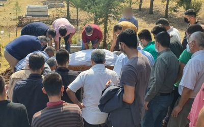 Biology teacher drowned in Maritsa river laid to rest in Kahramanmaraş: report